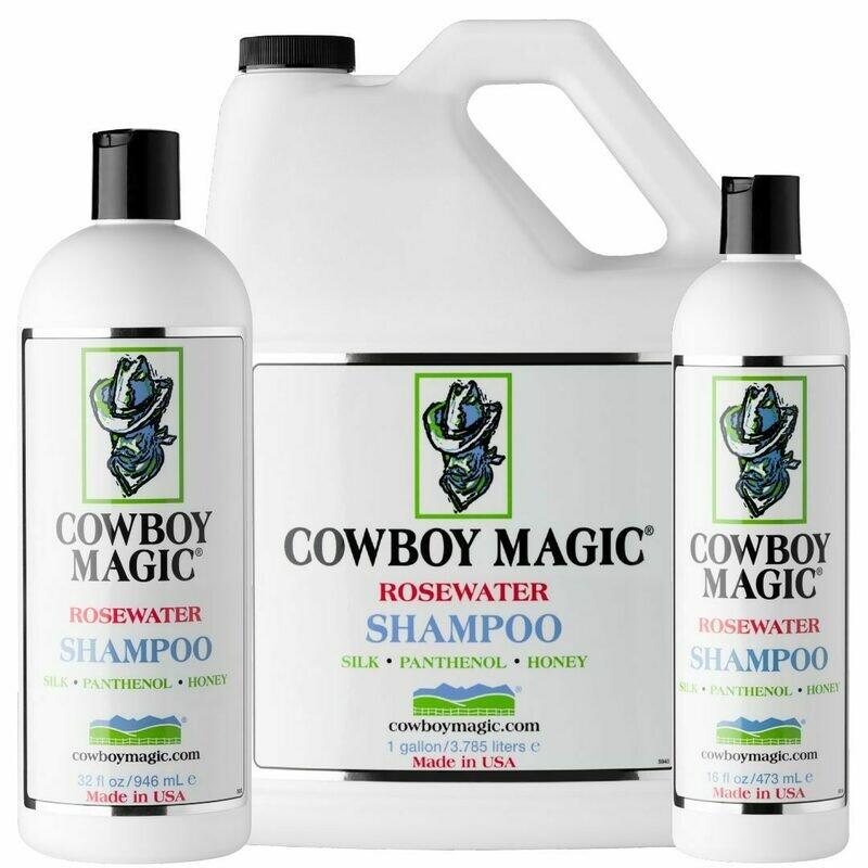 Rosewater Shampoo