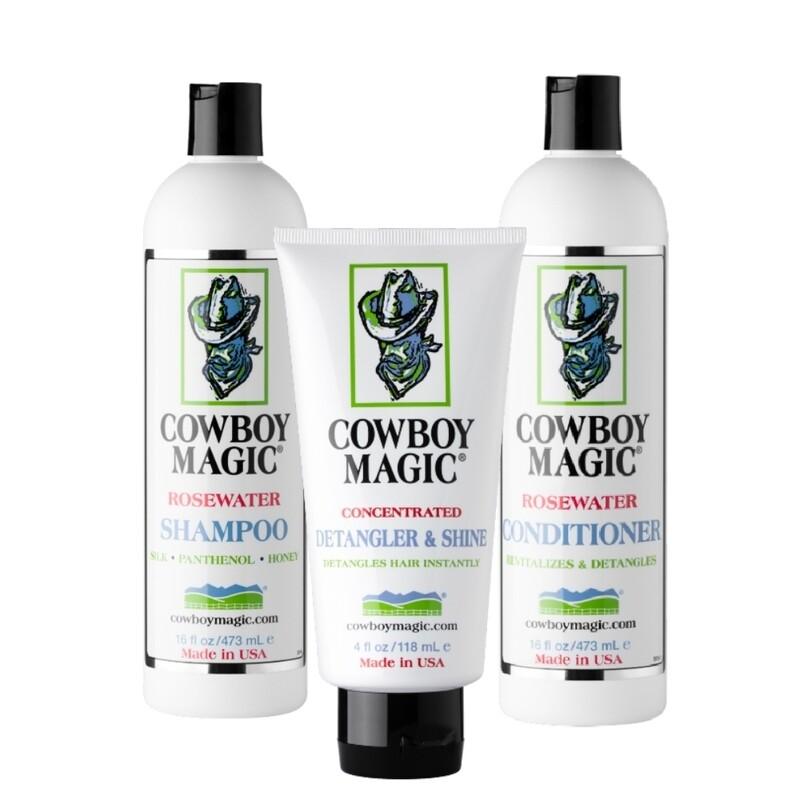 Try Cowboy Magic Haircare