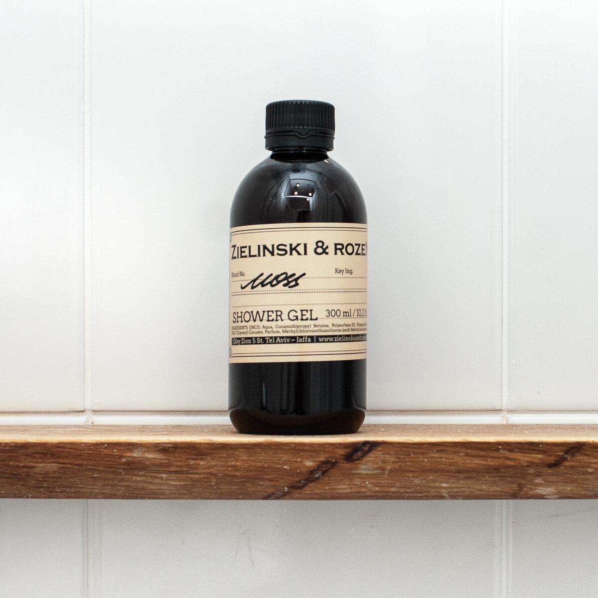 Shower gel MOSS (300ml)