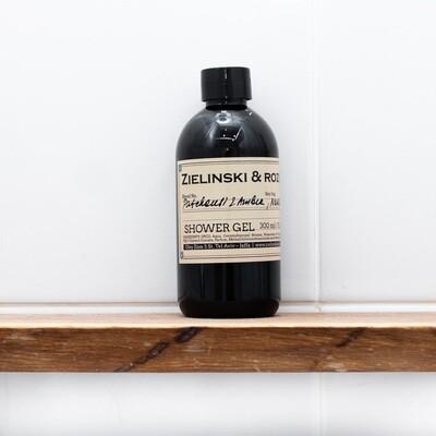 Shower gel Patchouli & Amber, Neroli (300 ml)