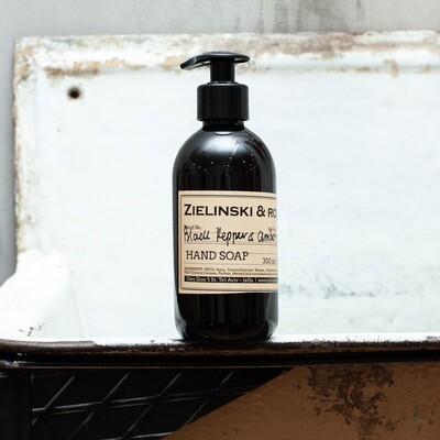 Жидкое мыло Чёрный перец, Амбра, Нероли (300мл)