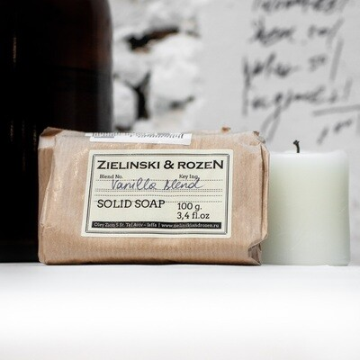 Solid soap Vanilla Blend (100 g)