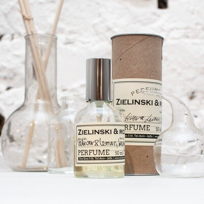 ​Perfume Vetiver & Lemon, Bergamot (50 ml)