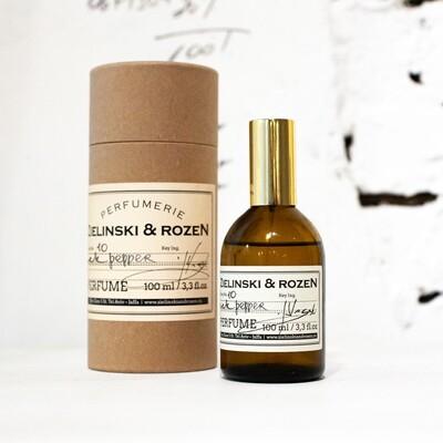 Perfume Black Pepper & Amber, Neroli (100 ml)