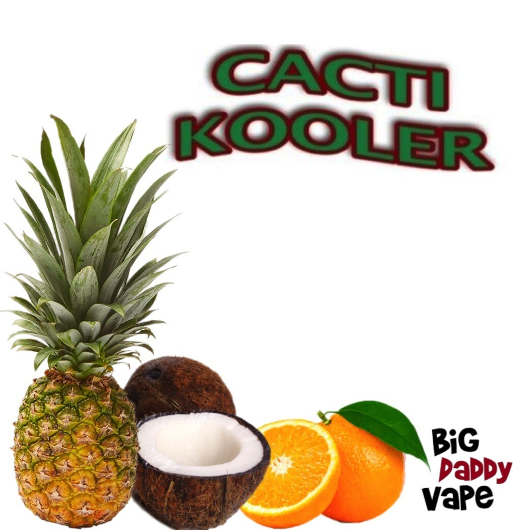 Cacti Kooler 70/30 - 00mg- 30ml
