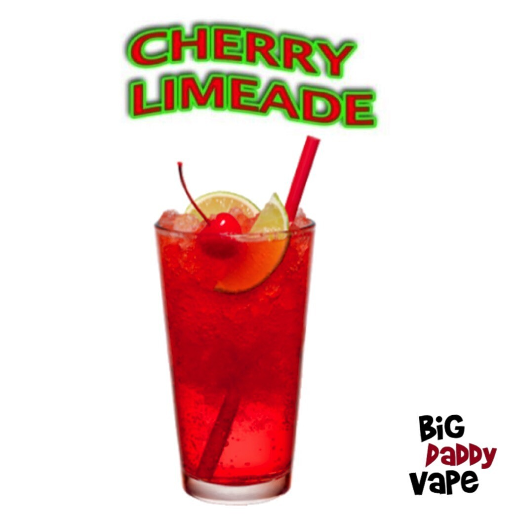 Cherry Limeade 70/30 - 00mg- 30ml