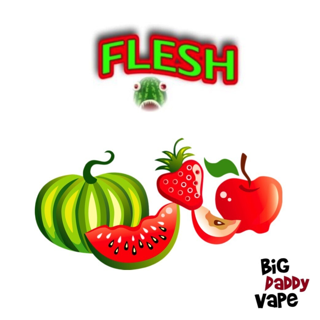 Flesh 70/30 - 00mg- 30ml