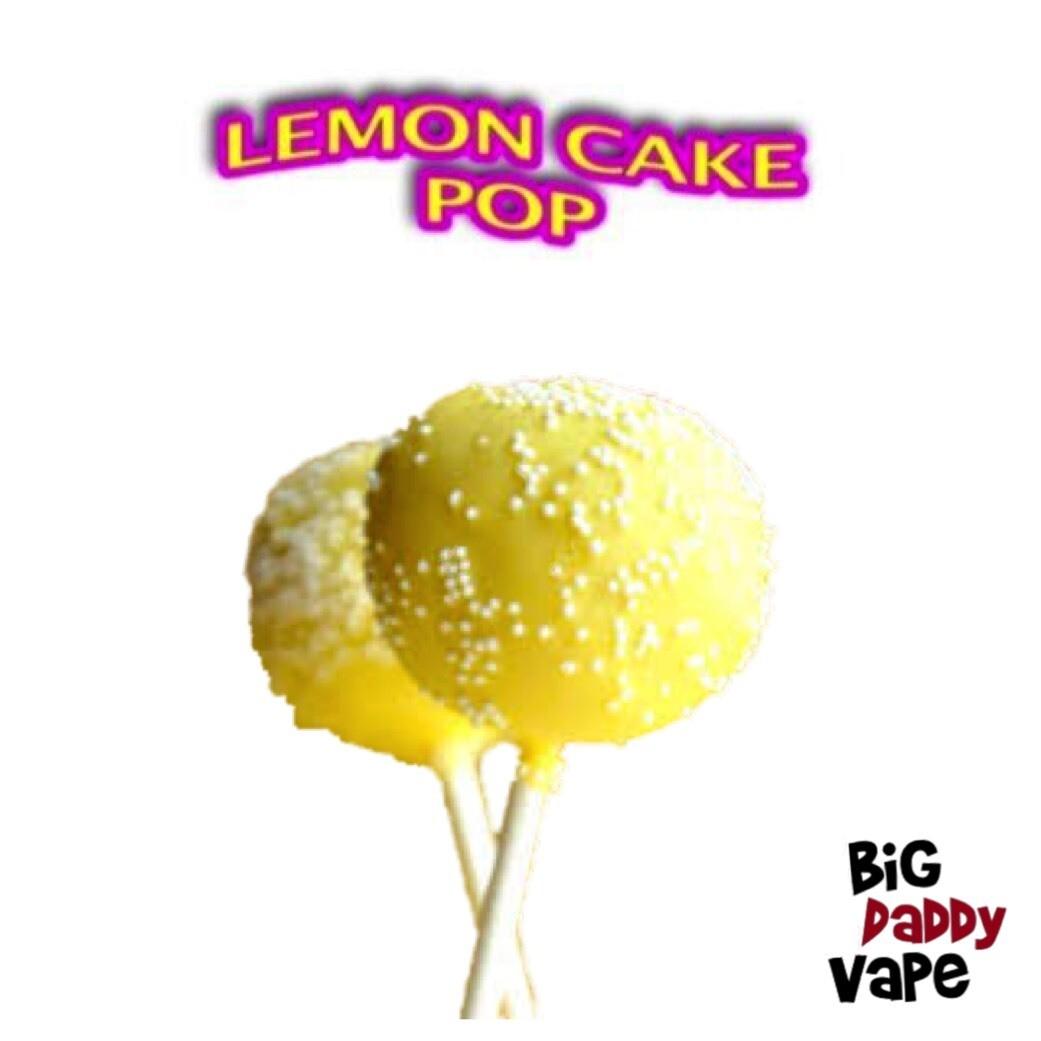 Lemon Cake Pop 70/30