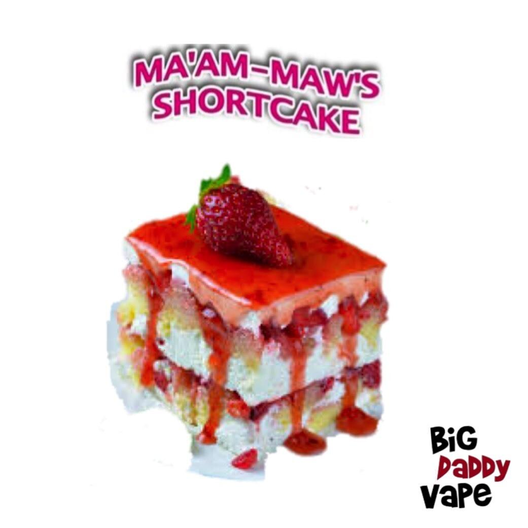 Ma'am-Maw's Shortcake 80/20