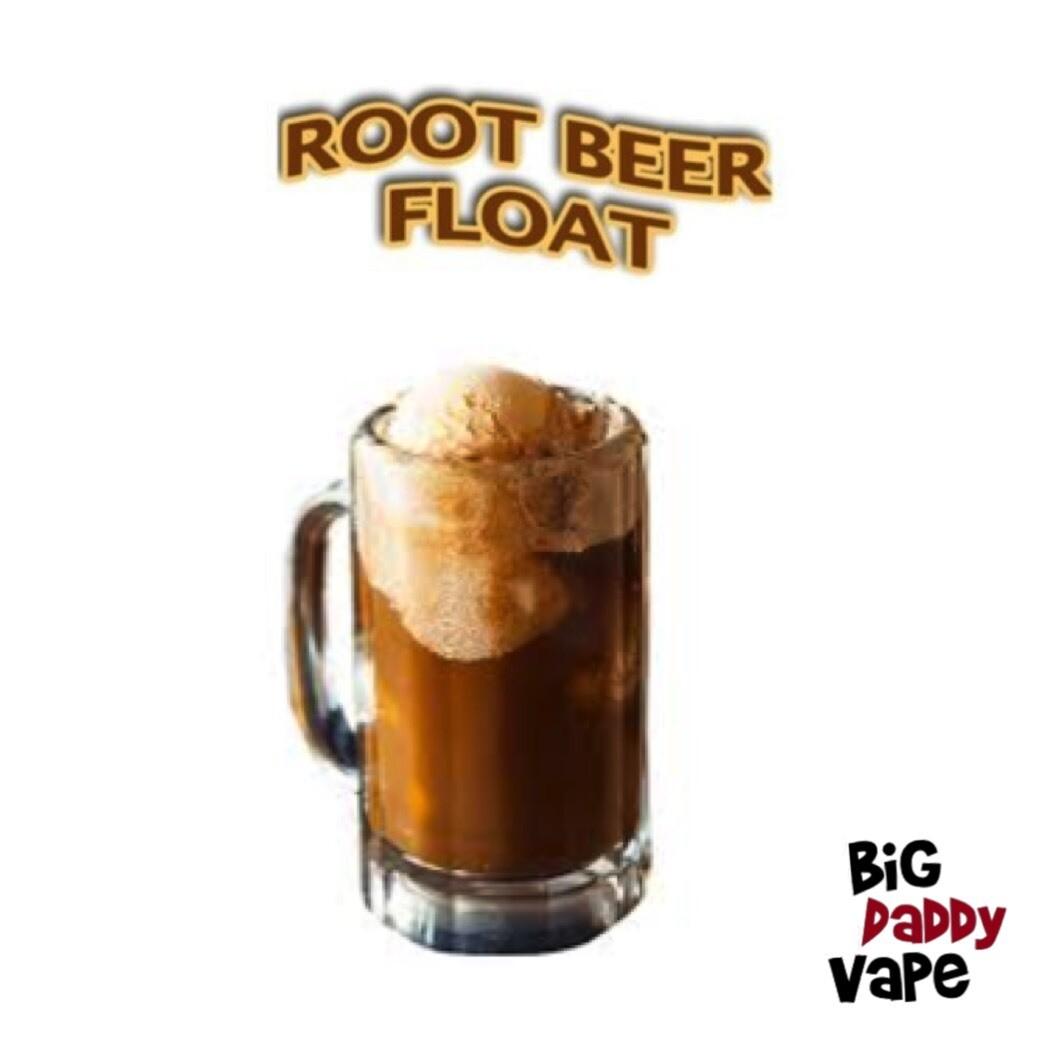 Root Beer Float 75/25 - 00mg- 30ml