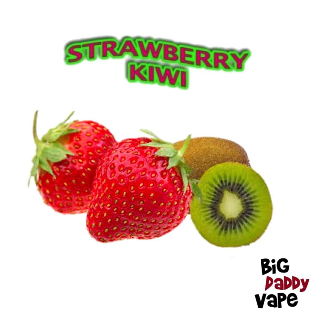 Strawberry Kiwi 80/20 - 00mg- 30ml