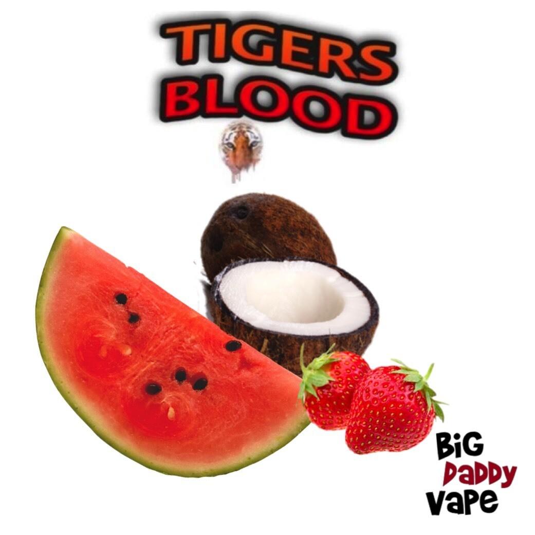 Tigers Blood 80/20