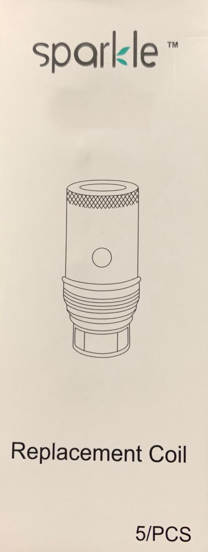 Sparkle coil .5 ohm - 5 pack