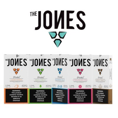 The Jones Pods - 5 pack