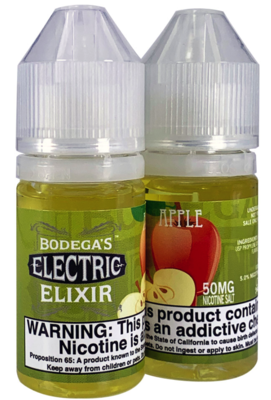Bodega's Apple – Nicotine Salt