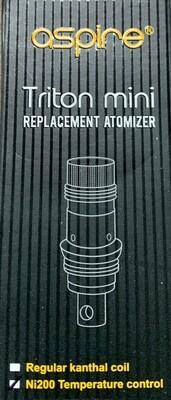Aspire Triton Mini Replacement Atomizer Ni200 - 5 Pack