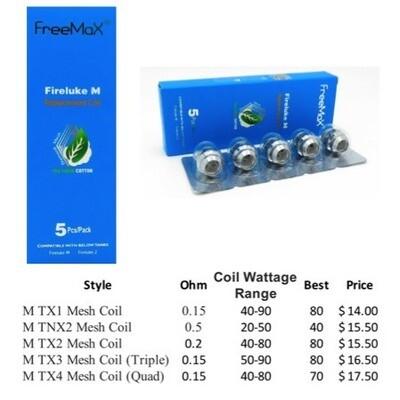 Freemax Fireluke M 5-Pack