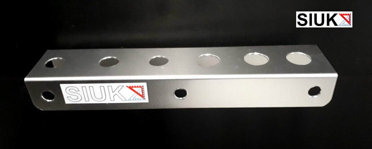 2x (Twin Set) Valeting Detail Brush Holder  Van or Wall Mount