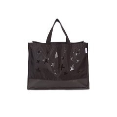 Starry Night Tote- Black