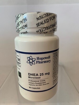 DHEA 25mg #90 caps