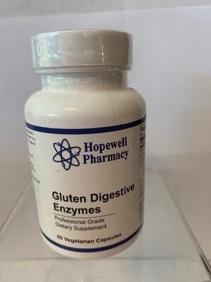 Gluten Digestive Enzymes #60 vegetarian caps