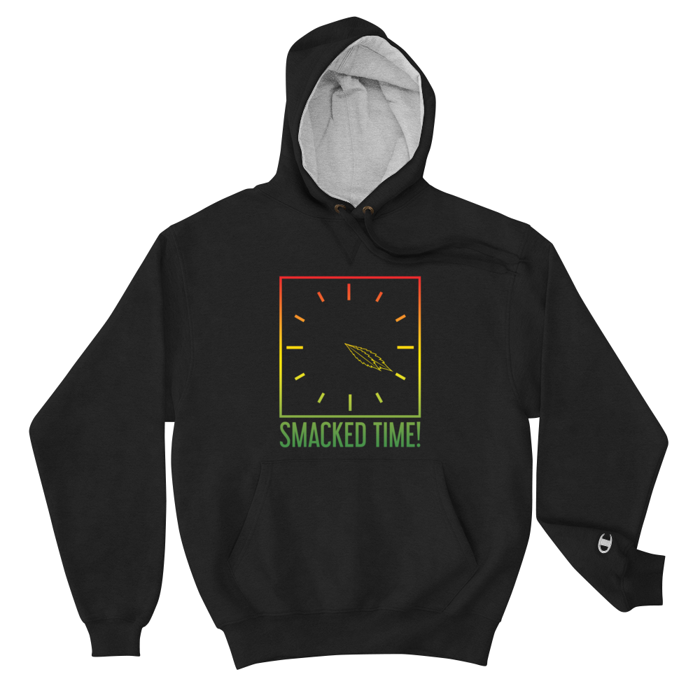Smacked Time! Champion Hoodie
