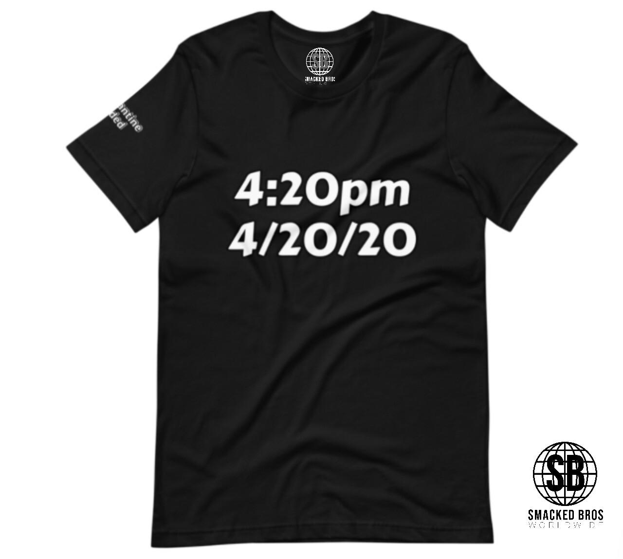 4:20 on 4/20/20