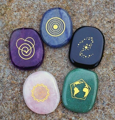 Ascension Crystal Stones