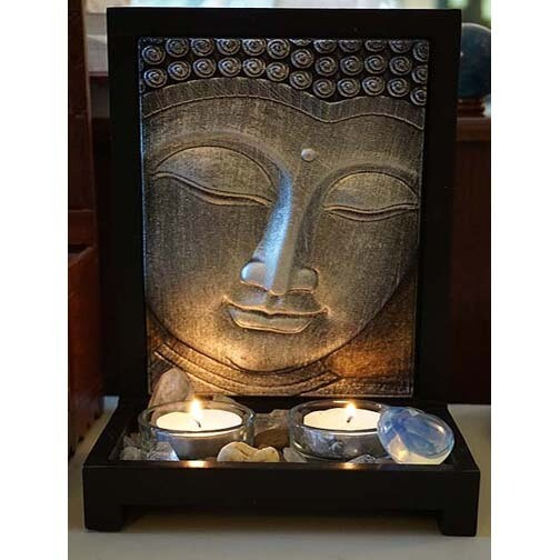 Portable Buddha Altar