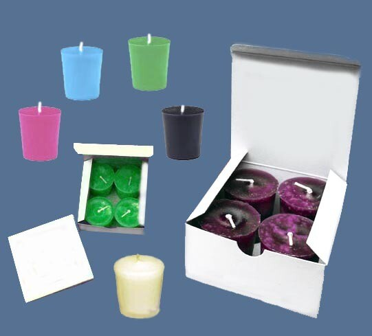 Custom Made Votives