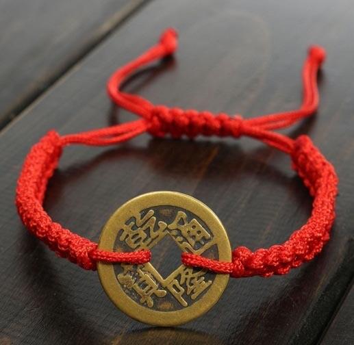 Red String Prosperity Bracelet