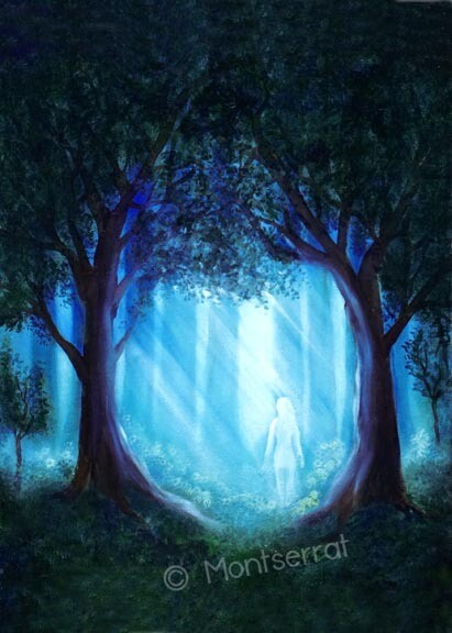 Altar Cards: The Journey of the Soul