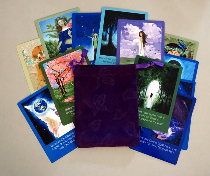 Meditation Deck with Phrases