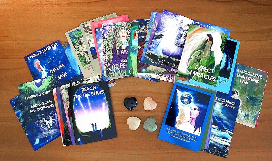My Heart Knows the Way Oracle Deck