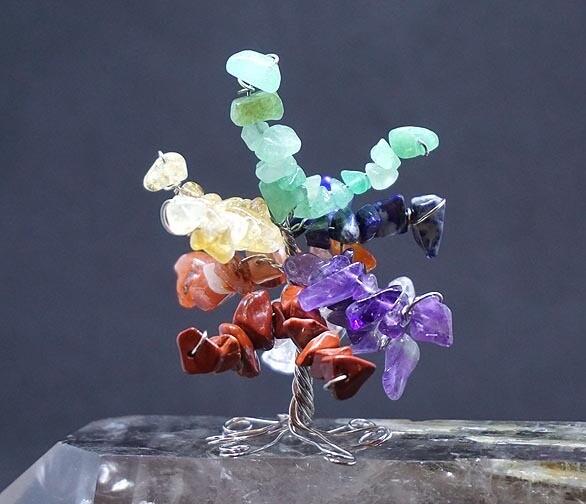 Mini Chakra Tree