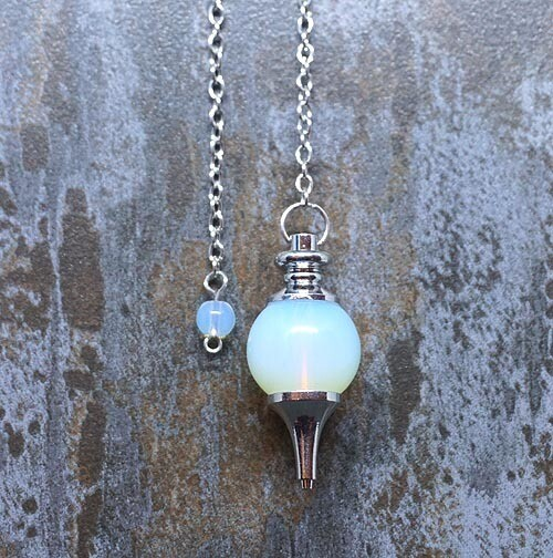 Opalite Pendulum