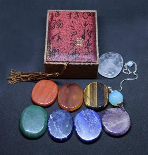 Chakra Healing Set