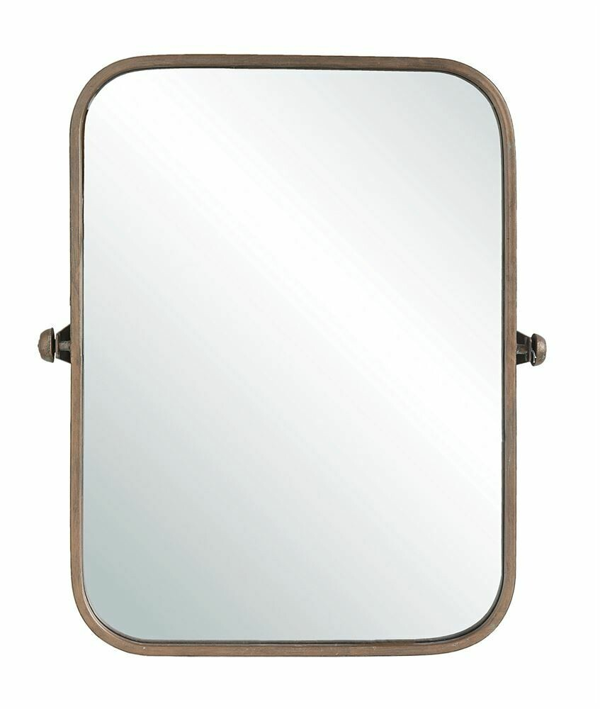 Copper Pivot Mirror