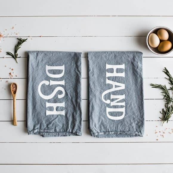 Hand & Dish Tea Towel Set