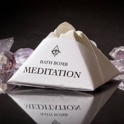 Meditation Bath Bomb- 4oz