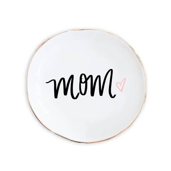 Mom Jewelry Dish - Sweet Water Decor