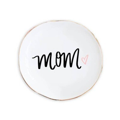 Mom Jewelry Dish - Sweet Water Decor