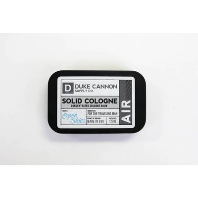 Traveling Man Solid Cologne- Air
