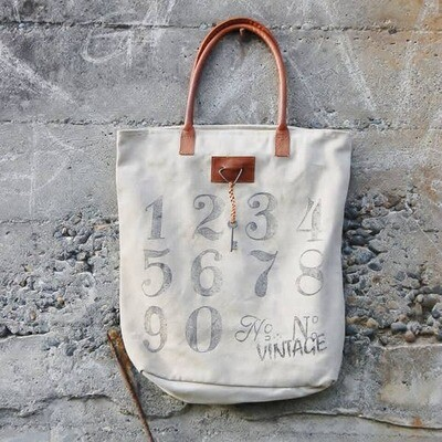 Tote Bag By the Numbers- Chloe & Lex default