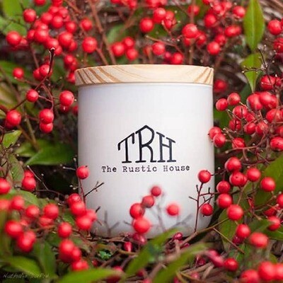 Woods & Berries- The Rustic House