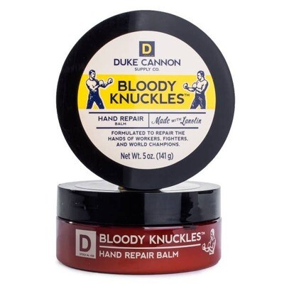 Bloody Knuckles Hand Repair Balm- Duke Cannon