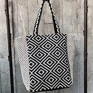 Harlequin Tapestry Tote