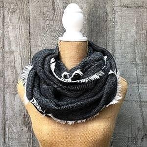 Blanket Infinity Scarf