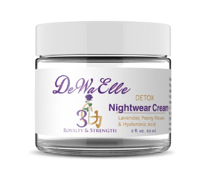 DETOX NIGHTWEAR CREAM