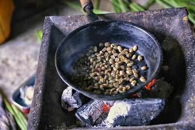 Ethiopia - Limu (Green Beans)